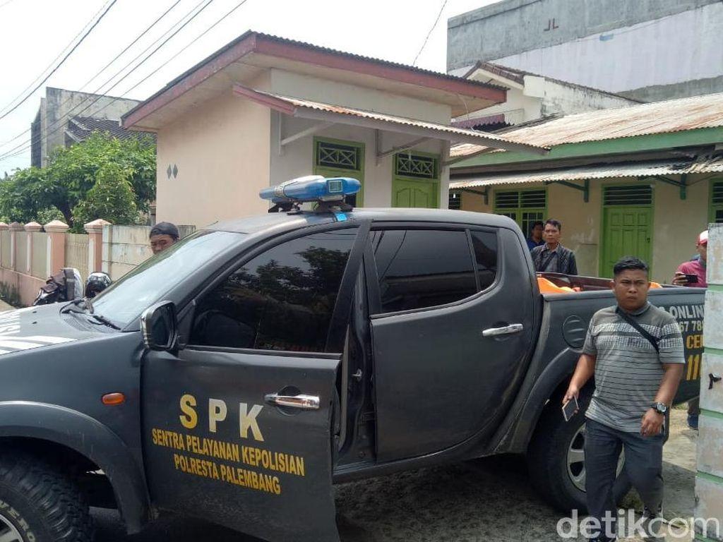 Polisi: Ibu dan Anak di Palembang Tewas dengan Luka Gorok