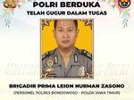 2 Polisi Meninggal Amankan Pemilu, Polda Jatim Ungkapkan Bela Sungkawa