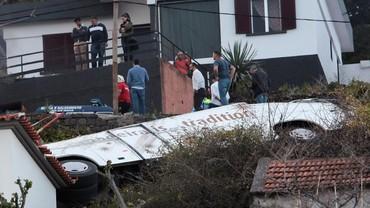 Kecelakaan Bus di Portugal Tewaskan 29 Orang, Kebanyakan Turis Jerman