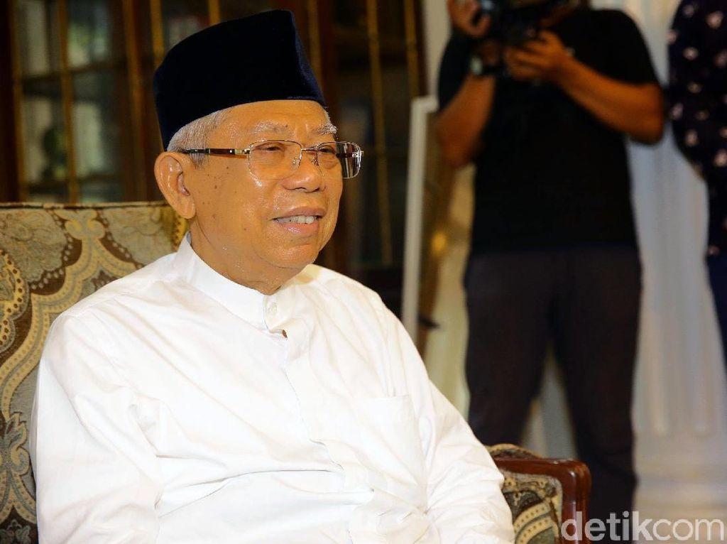 Wapres MaRuf Amin Dijadwalkan Tutup PON XX Papua