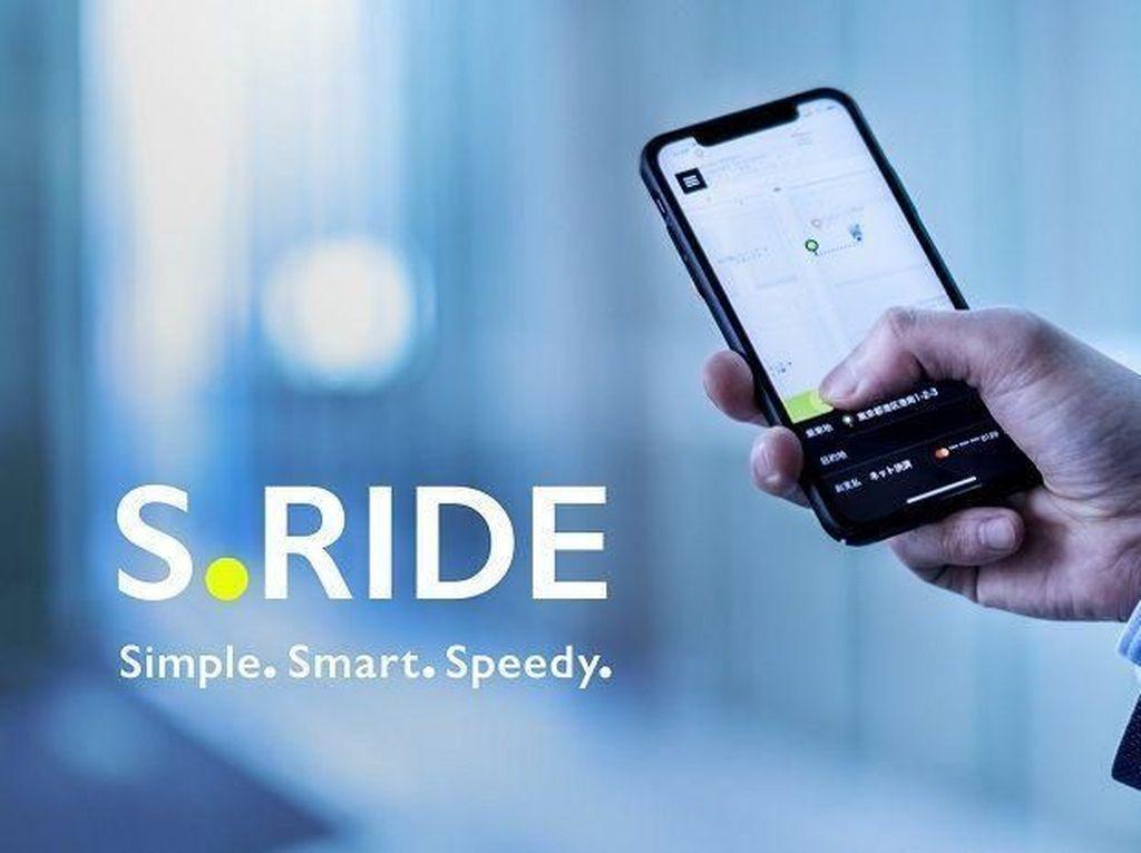 Sony Punya S.Ride, Pesaing Uber, Go-Jek, dan Grab