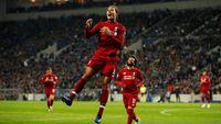 Hasil Liga Champions: Liverpool Kalahkan FC Porto 4-1