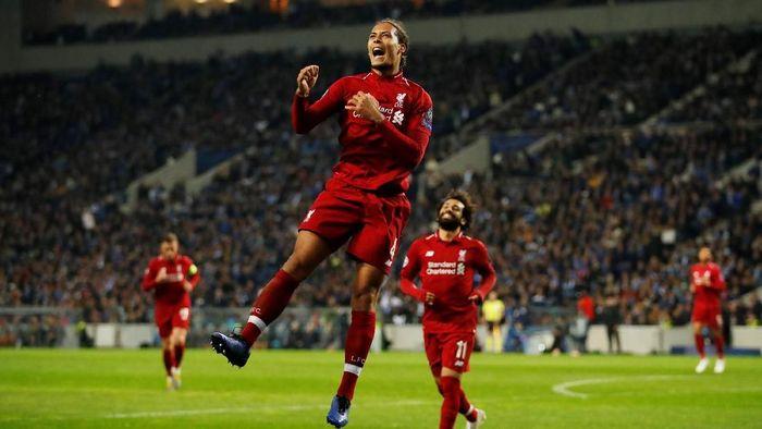 Liverpool memetik kemenangan 4-1 atas FC Porto. (Foto: Andrew Boyers/Action Images via Reuters)