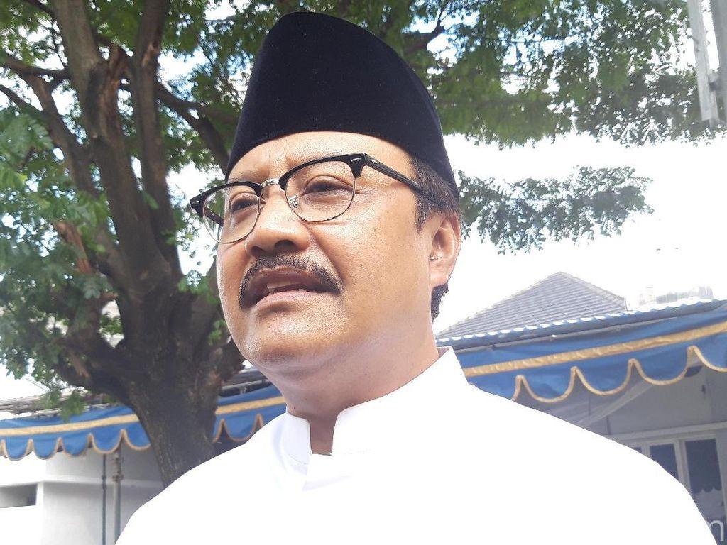 Gus Ipul Sebut Tiga Hal Ini Jadi Kunci Kemenangan Jokowi di Jatim