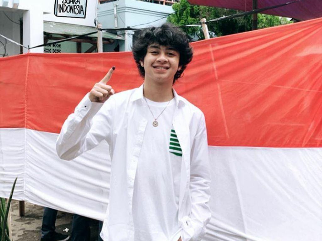 Bastian Steel Bangga Jokowi Menang Telak di Kampungnya