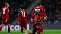 Babak I: Porto Vs Liverpool Sementara 0-1