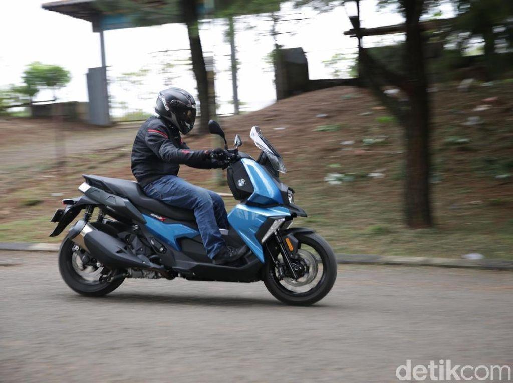 Ogah Bikin Motor 250 cc, BMW Pilih Kembangkan Skuter Listrik
