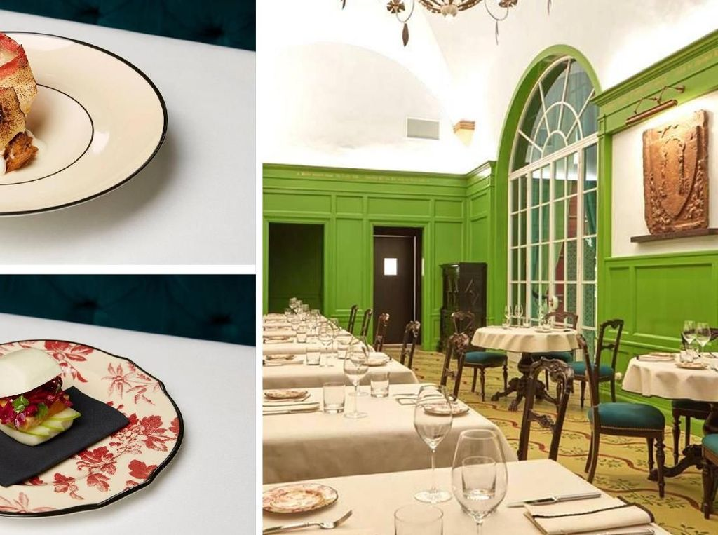 GUCCI Luncurkan Pop-up Resto Gucci Osteria di Singapura