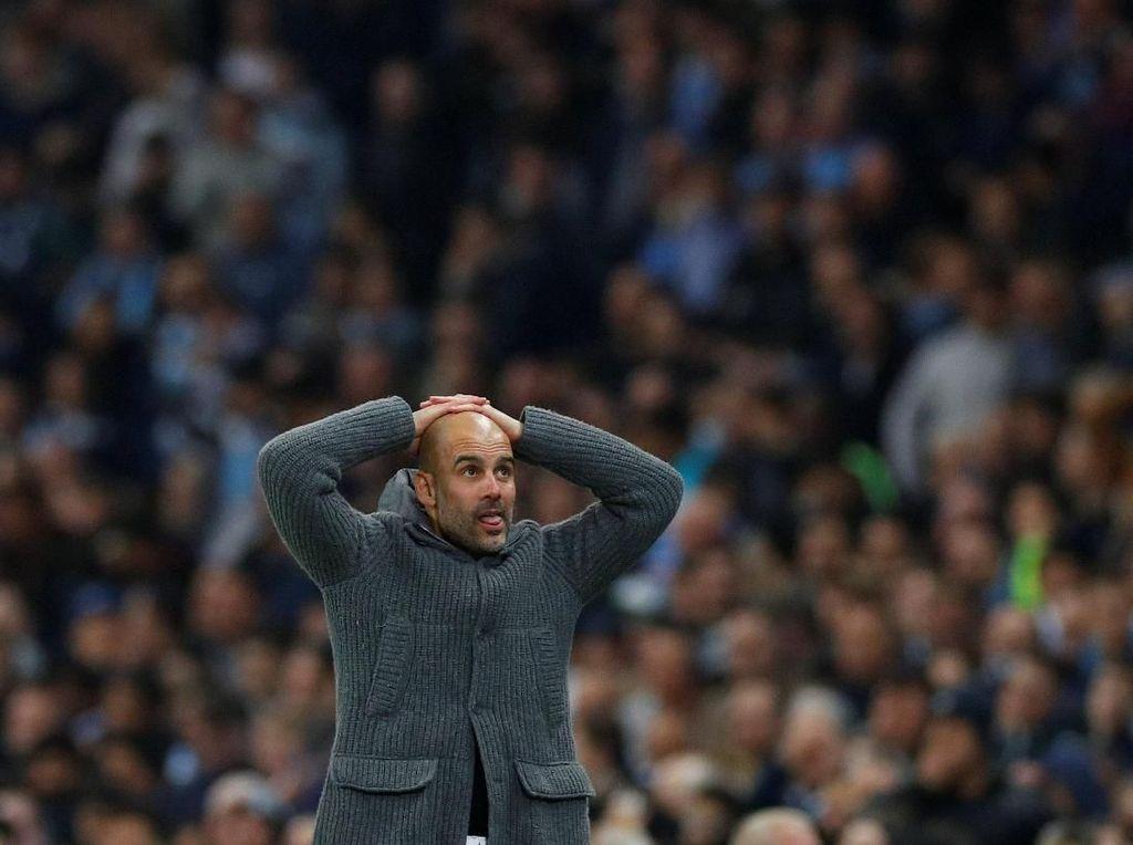 Andai City Kalah dari Real Madrid, Guardiola Dipecat?