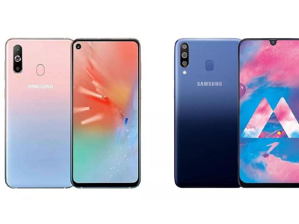 Galaxy A40s dan Galaxy A60 Dirilis, Keunggulannya?