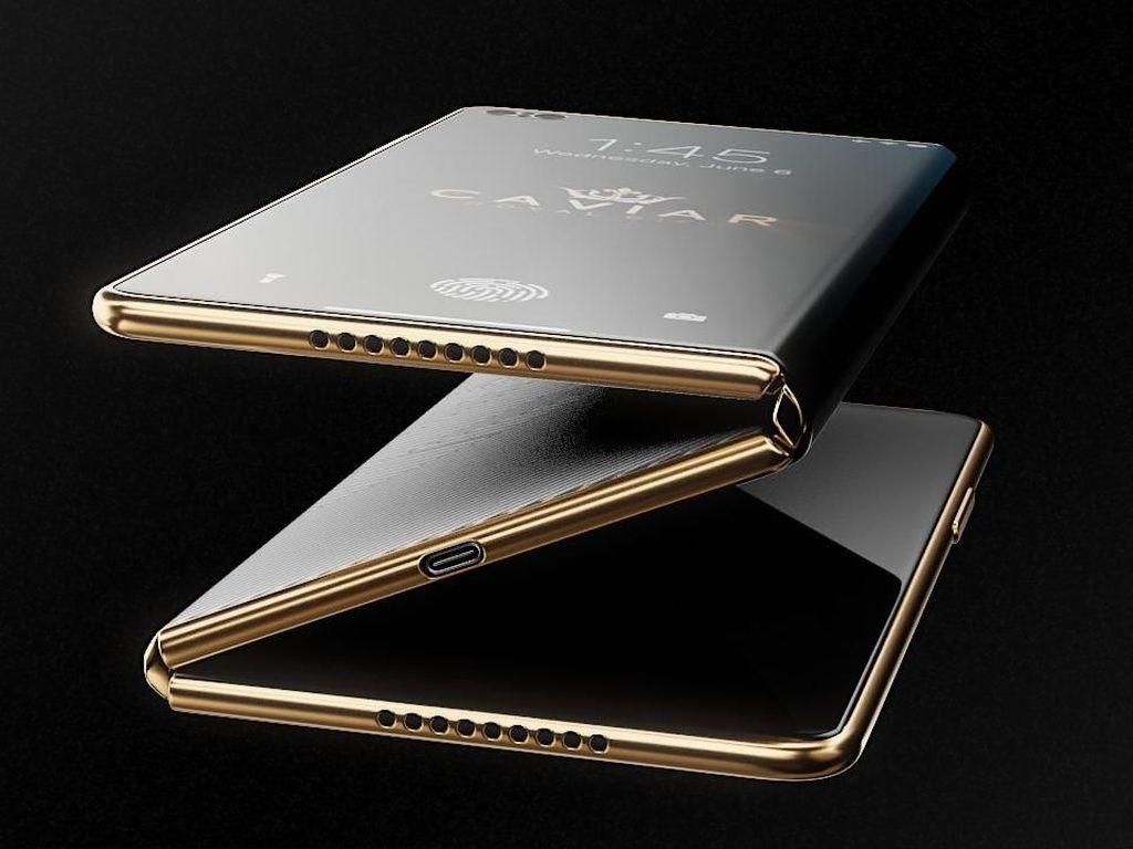 iPhone Z, Konsep Ponsel Layar Lipat Apple Berdesain Nyentrik