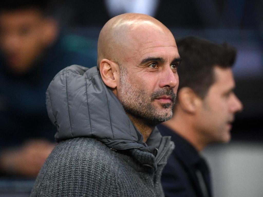 Guardiola: Man City Sudah Menetapkan Standar di Premier League