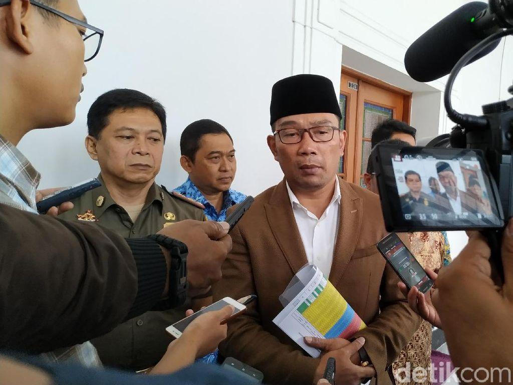 Ridwan Kamil Titip Tangkal Hoaks pada Kapolda Jabar Baru