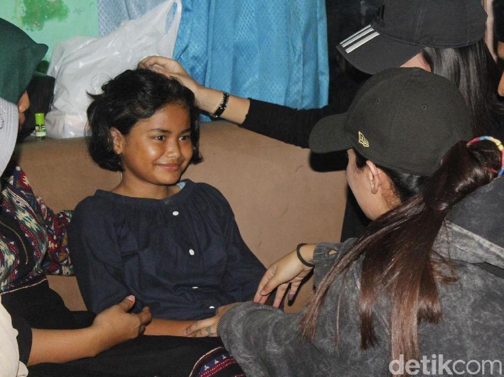 Viral Sepatu Bocah Pemulung dan Tukang Jagal Tewas di Cimahi
