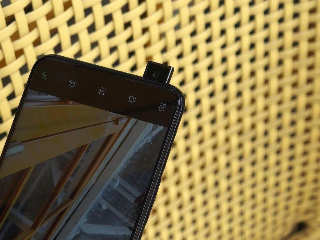 Tips Menjajal Kecanggihan Kamera Pop-Up Vivo V15
