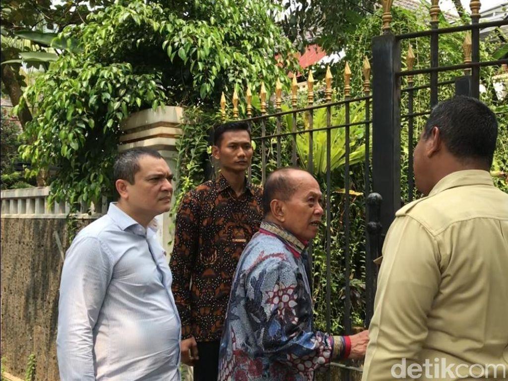 Syarief Hasan Merapat ke Kediaman Prabowo di Kertanegara