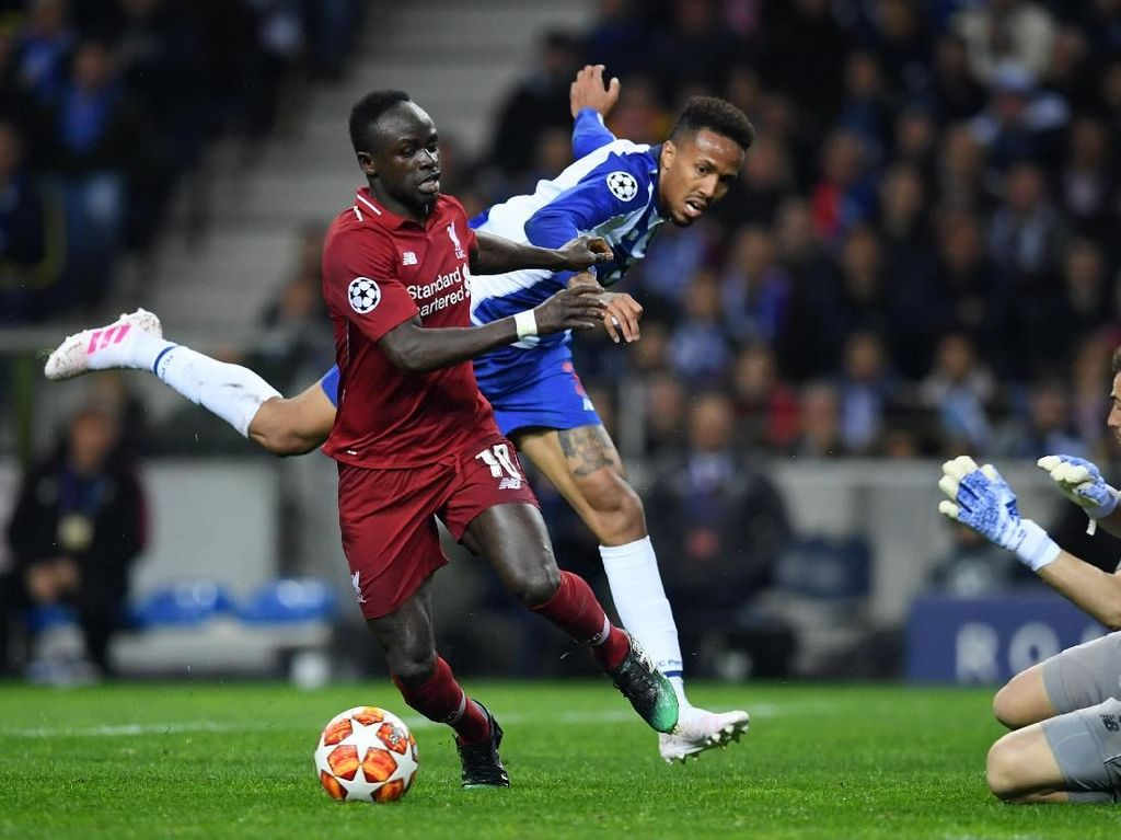 Video Liverpool Singkirkan Porto dengan Telak