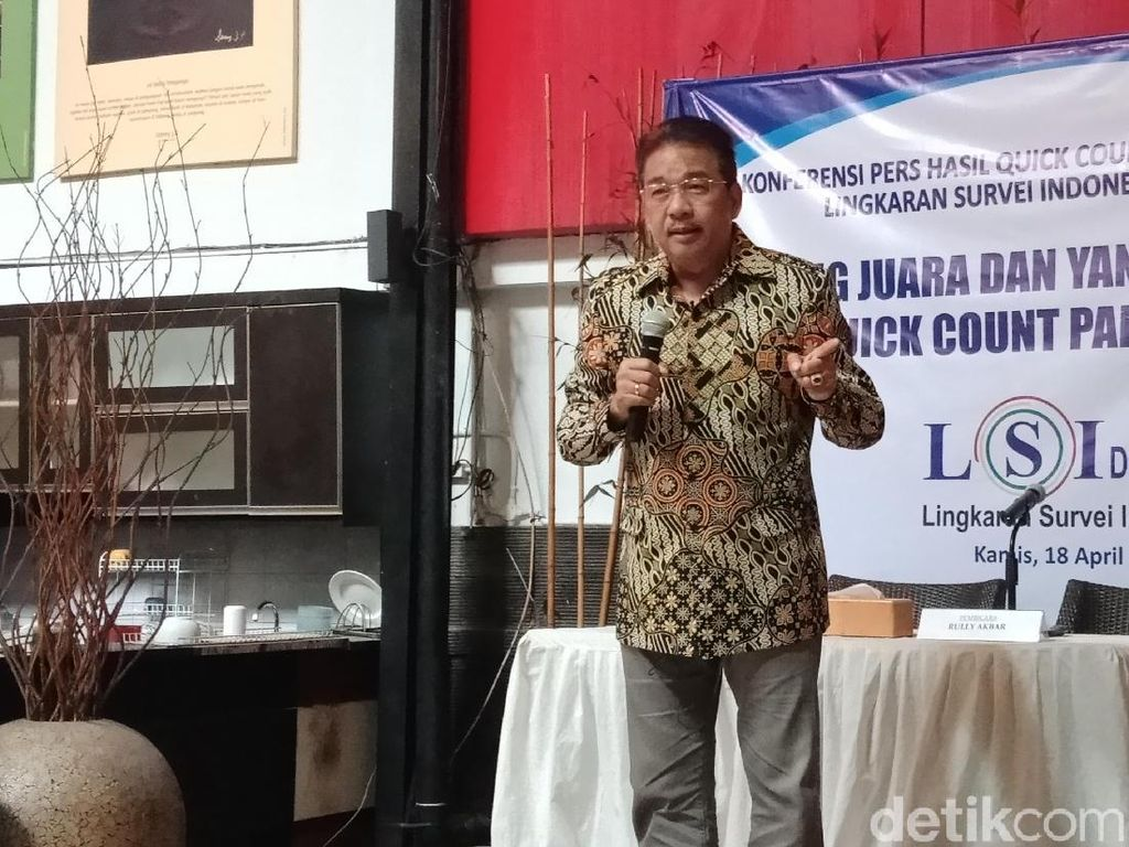 Denny JA Prediksi Pemilu 2024 Diramaikan Pertarungan 4 Ideologi