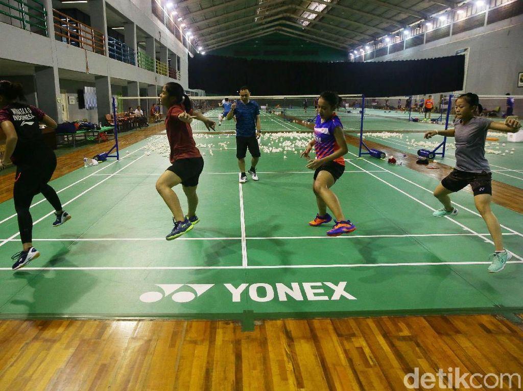 Indonesia Open Kian Dekat, Pemain Jangan Sampai Cedera