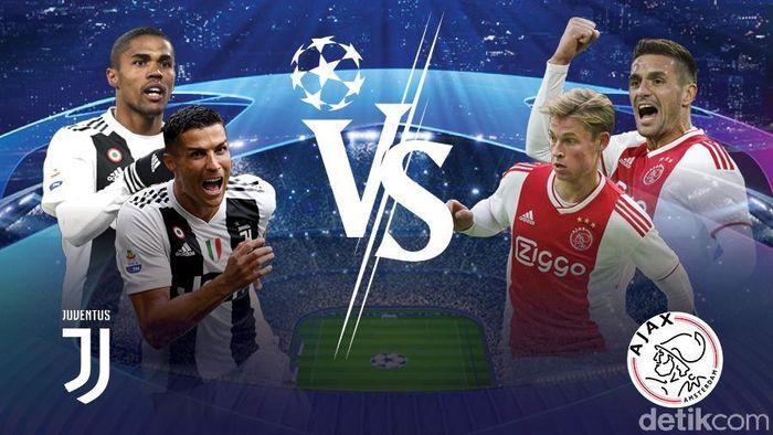 Ajax Tumbangkan Juventus