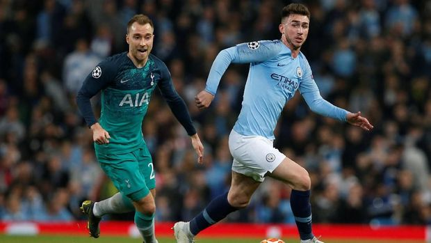 TottenhamHotspur Bisa Tambah Derita Manchester City