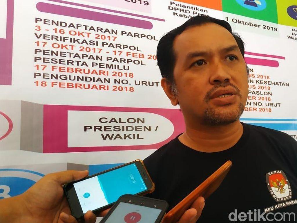 Viral Kotak Suara Tak Disimpan di Kecamatan, Ini Kata KPU Makassar