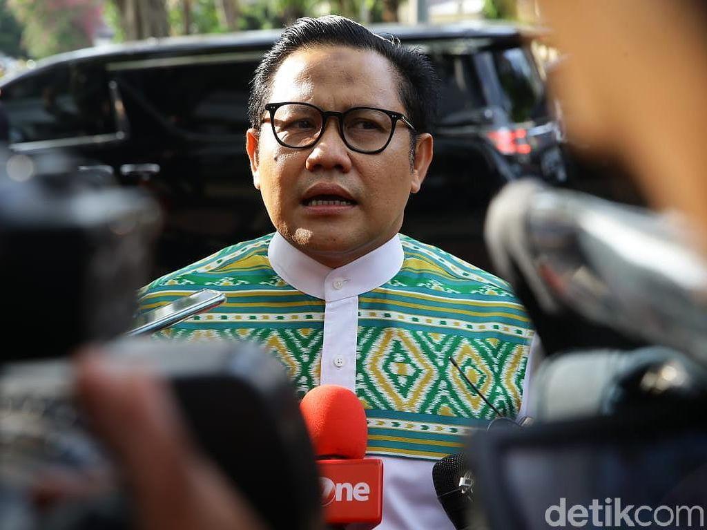 Bertemu Jokowi, Cak Imin Siap Jika Ditugaskan Jadi Ketua MPR atau Menteri