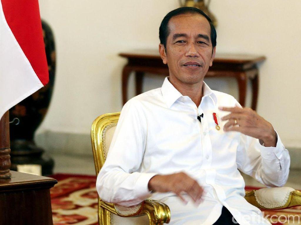 Tak Hanya MotoGP, Jokowi Ingin RI Jadi Tuan Rumah Balap F1