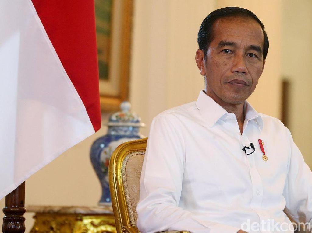 Jokowi Halalbihalal ke Kediaman Megawati