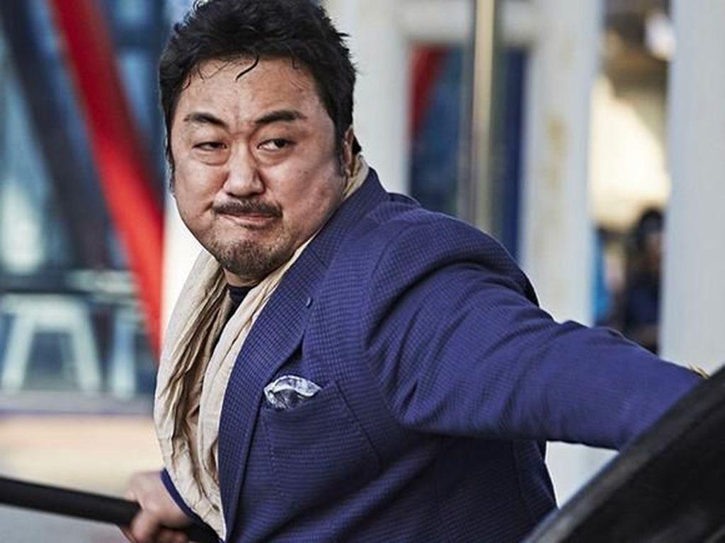 Ma Dong Seok Siap Produseri dan Bintangi Serial AS Remake Drakor Trap