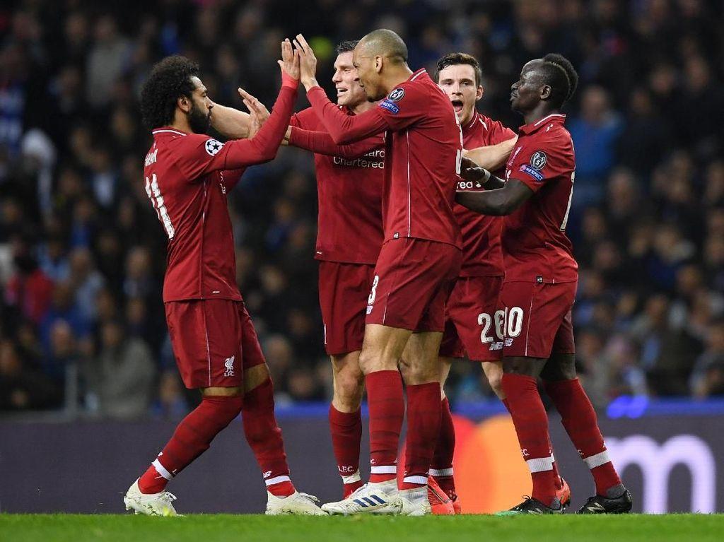 Lanjut ke Semifinal, Sebuah Pernyataan Besar dari Liverpool di Liga Champions