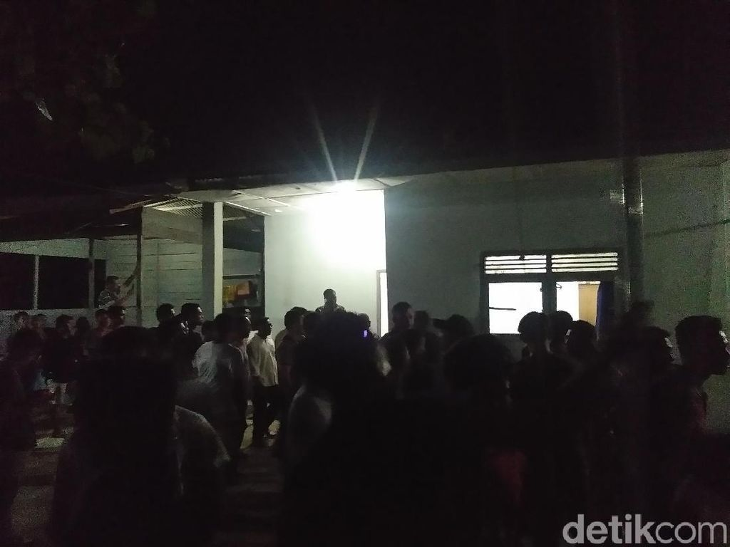 Pengakuan Bocah yang Picu Massa Geruduk Pos TNI AL Pusong
