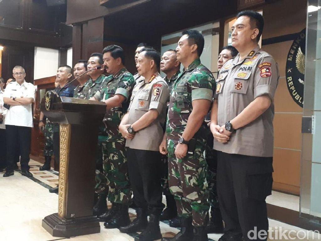 Video Panglima TNI: Kami Tindak Pengganggu Ketertiban Pasca-Pemilu!