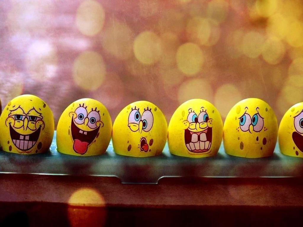 Ide Menghias Telur Paskah yang Lucu-lucu