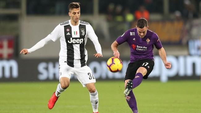 Fiorentina akan mengadapi Juventus di pekan ketiga Liga Italia 2019/2020. (Foto: Gabriele Maltinti/Getty Images)