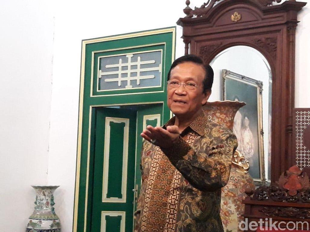Khawatir Rusak Garis Imajiner, Sultan HB X Minta Desain Tol DIY Diubah