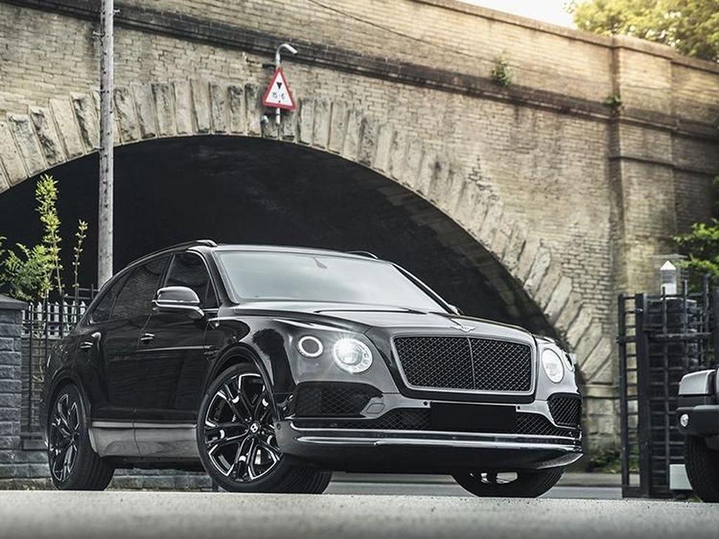 Modif Mobil Miliuner Bentley Bentayga