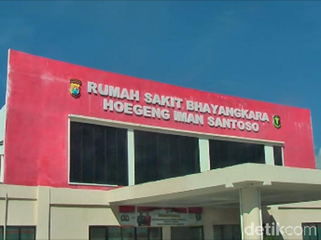 RS Bhayangkara Sulbar Sediakan Ruang Khusus untuk Caleg Gagal