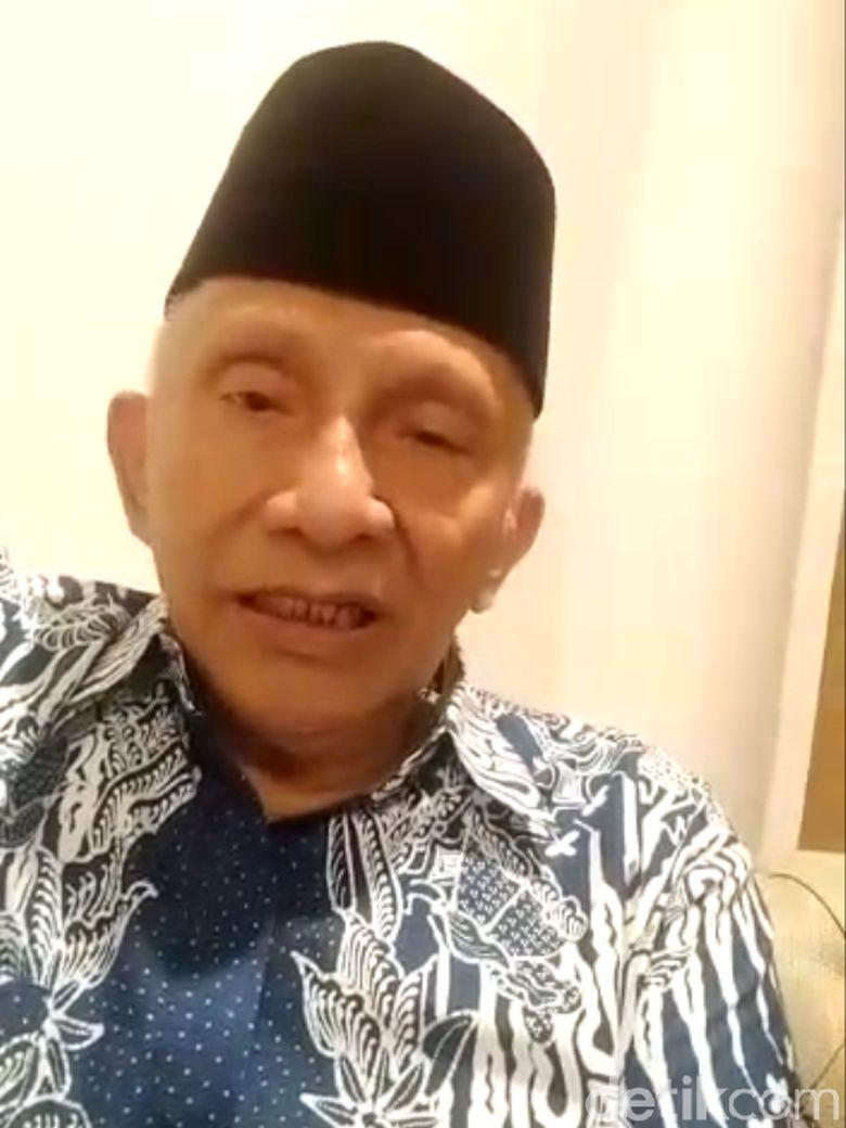 Viral Amien Rais Sebut Prabowo Unggul di Jatim, TKD: Heran, Sedih, Lucu