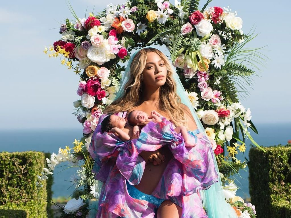 Wanita Ini Viral Jadi Meme Kocak Gara-gara Wajah Kagetnya Saat Lihat Beyonce