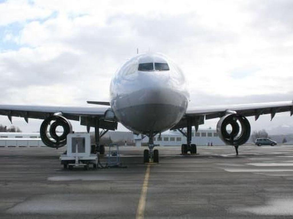 Cegah Corona, Kemenhub: Penumpang Pesawat Jurusan Daerah PSBBDibatasi 50%