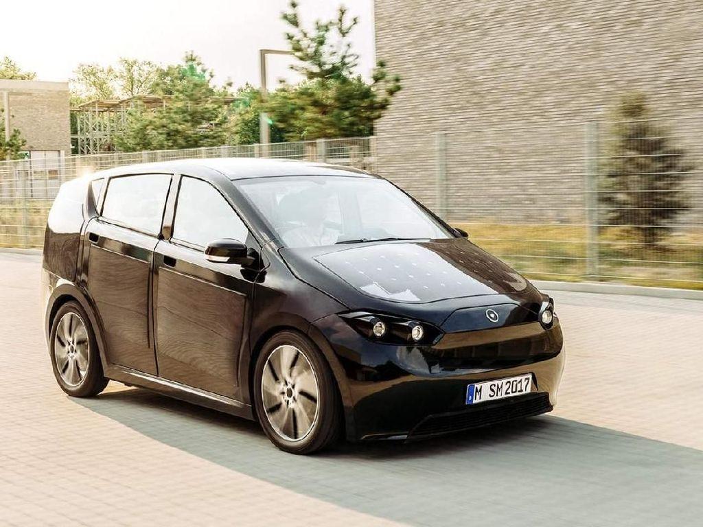 Produsen Jerman Ini Siap Produksi Mobil Tenaga Matahari