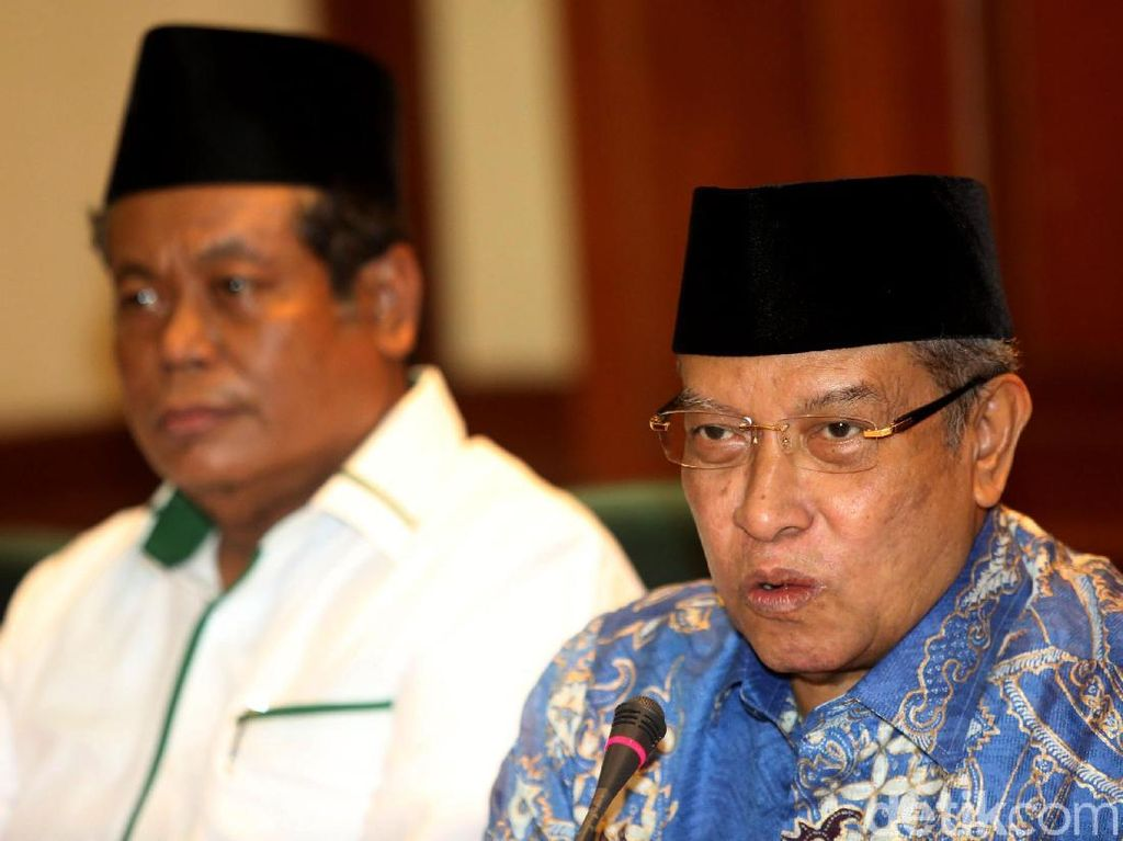 Sambut Putusan MK, Said Aqil: Jokowi-Maruf Pemimpin Seluruh Rakyat Indonesia