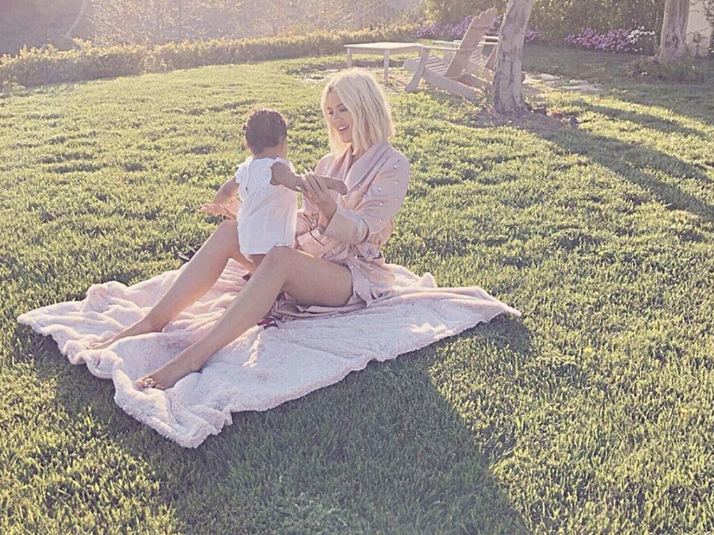 Wah! Pesta Ulang Tahun Anak Khloe Kardashian Dipenuhi Dessert Menggemaskan
