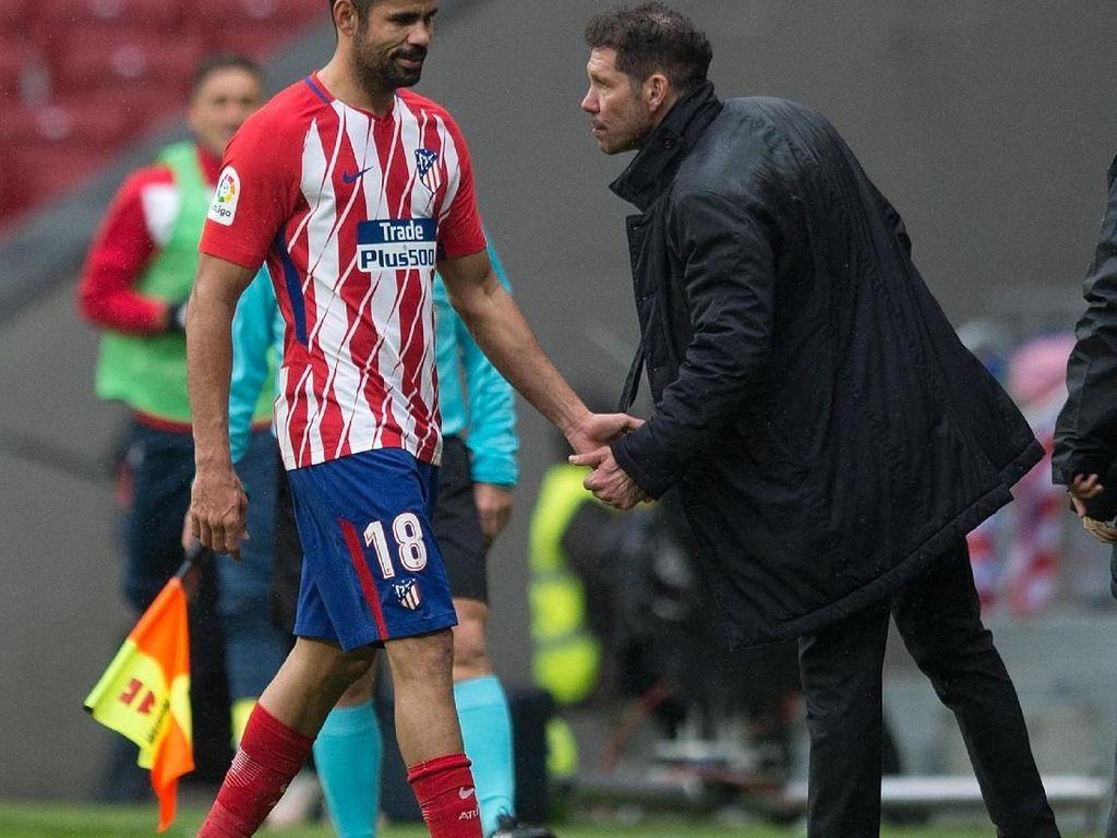 Apakah Diego Costa Masih Punya Masa Depan di Atletico?