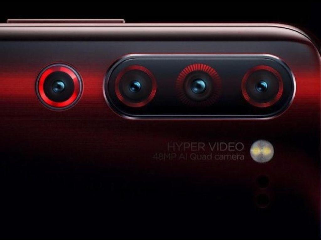 Bocoran Lenovo Z6 Pro yang Bisa Motret Foto 100 MP
