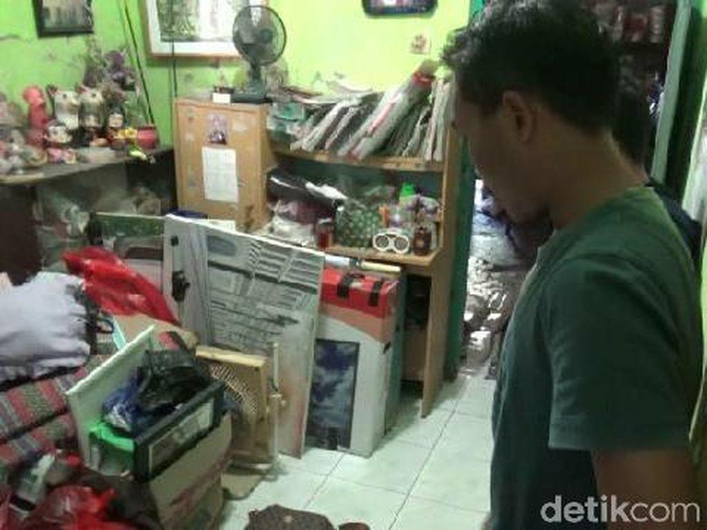 Rumah Anggota KPPS di Probolinggo Dirampok, 3 Motor dan Barang Berharga Raib