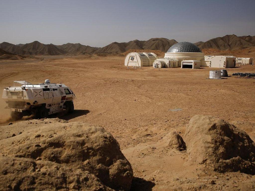 Pemesanan Tiket Gratis ke Mars Ditutup, Berapa Jumlahnya?