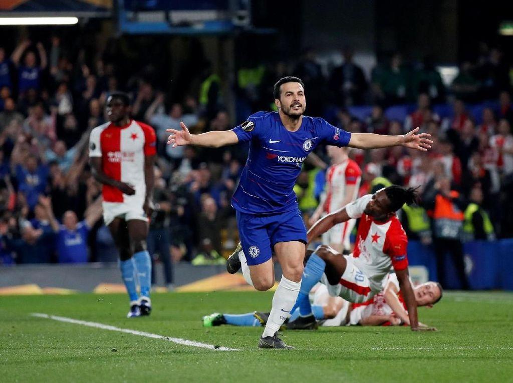 Hujan Gol di Kemenangan Chelsea
