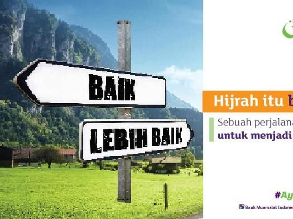 Yuk! Sempurnakan Hijrah dengan Menabung di Bank Syariah
